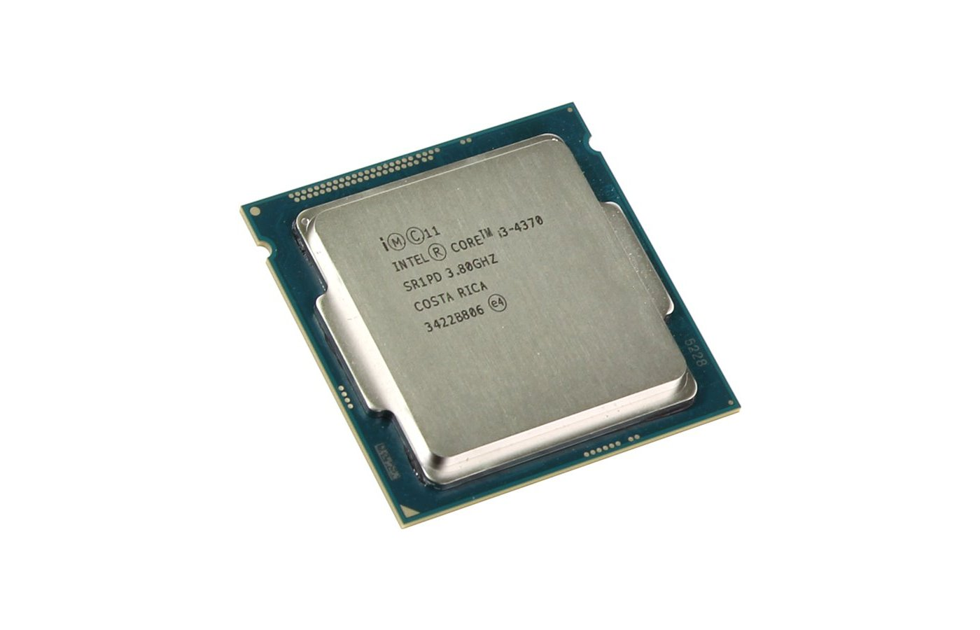 Процессор Intel Core i3 4370 Soc-1150 (CM8064601482462S R1PD) (3.8GHz/Intel HD 4600) OEM