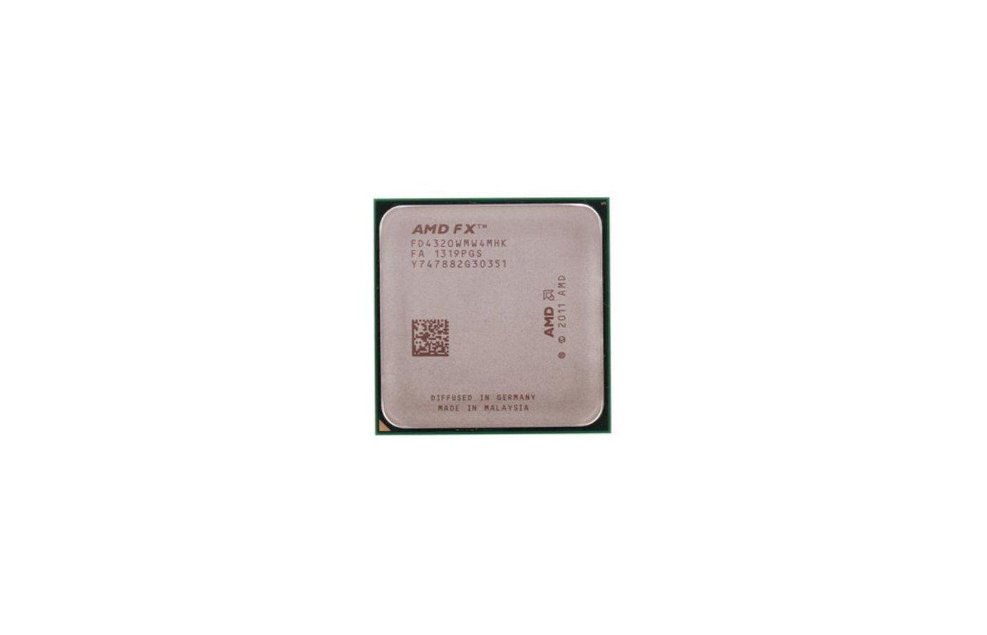 Процессор AMD FX-4320 (FD4320WMHKBOX) BOX