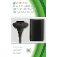Microsoft Play & Charge Kit for Xbox360 (BN-008)