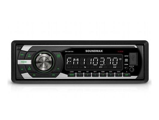 Автомагнитола SOUNDMAX SM-CCR 3035 (черный)/G