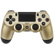 SONY Dualshock 4 Cont Gold v2/RUS (CUH-ZCT2E)