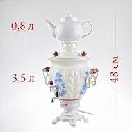 Чайник электрический  ЧУДЕСНИЦА ЭС-3506 + заварочник