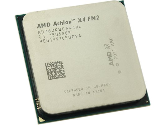 Процессор AMD Athlon X4 760K FM2 (AD760KWOA44HL) (3.8GHz/5000MHz) OEM