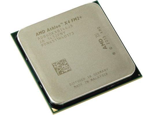 Процессор AMD Athlon X4 860K FM2+ (AD860KXBI44JA) (3.7GHz/5000MHz) OEM