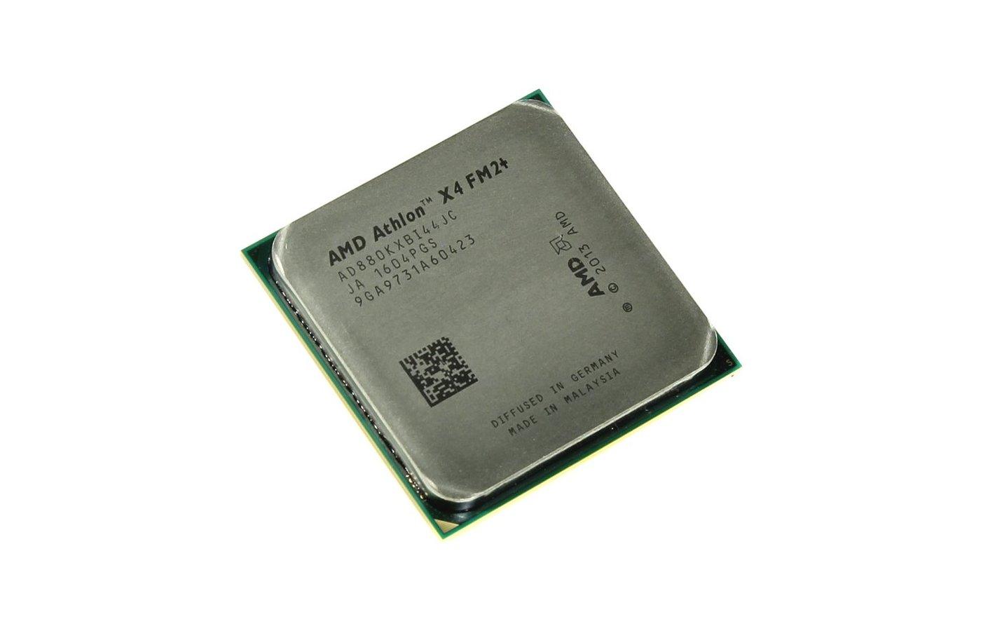 Процессор AMD Athlon X4 880K FM2+ (AD880KXBI44JC) (4GHz) OEM