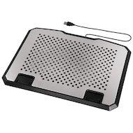 Подставка для ноутбука Hama H-53064 серебристый (00053064)