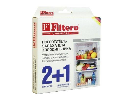 Аксессуар к холодильникам FILTERO 504 Поглотитель запаха д/холодильника