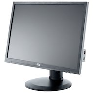 "Фото ЖК-монитор более 24"" AOC E2460PHU Black LED 2ms 16:9 DVI HDMI M/M HAS 20M:1 250cd USB"