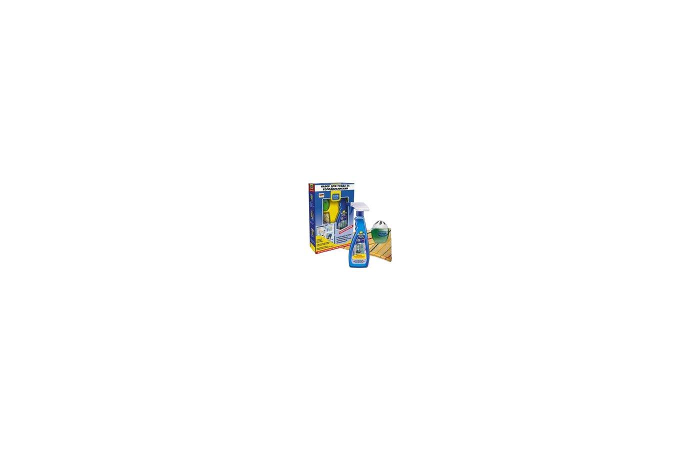 Аксессуар к холодильникам ТОП ХАУС Набор д/ухода за холодильниками 235503/235107