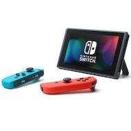 Игровая приставка Nintendo Switch (неоновый красный / неоновый синий)