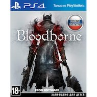 Bloodborne: Порождение крови. Game of the Year Edition (PS4 русские субтитры)
