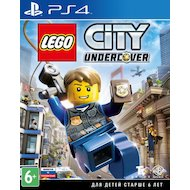 LEGO CITY Undercover (PS4 русская версия)