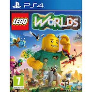 LEGO Worlds (PS4 русская версия)