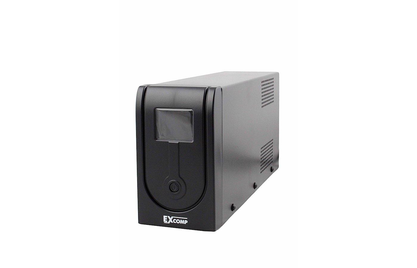 Блок питания ИБП EXCOMP UPS 650VA LCD (Expertline)