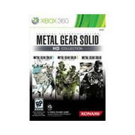 Фото Metal Gear Solid HD Collection Xbox 360 английская версия