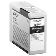 Фото Картридж струйный Epson C13T850100 картридж Black UltraChrome HD для SC-P800 черный
