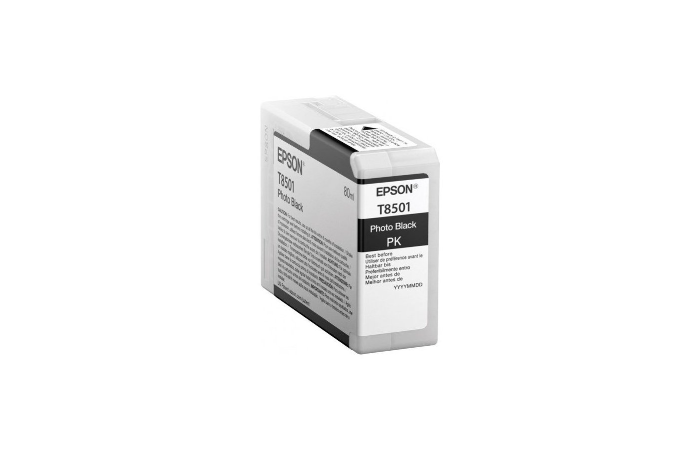 Картридж струйный Epson C13T850100 картридж Black UltraChrome HD для SC-P800 черный