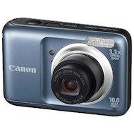 Фото Фотоаппарат компактный CANON Power Shot A800 black