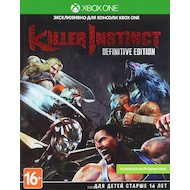 Killer Instinct. Definitive Edition. для Xbox One. (4W2-00020)