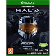Halo The Master Chief Collection для Xbox One. Рус. суб. (RQ2-00028)