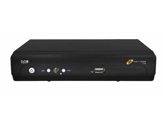 DVB-T2 ресивер BBK SMP017HDT2