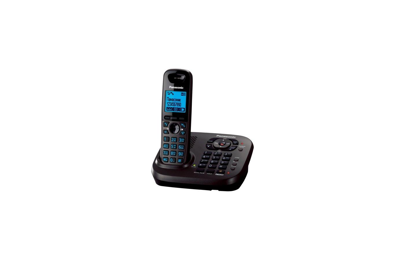 Радиотелефон PANASONIC KX-TG6561RUT