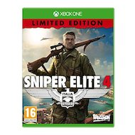 Xbox One Sniper Elite 4. Limited Edition