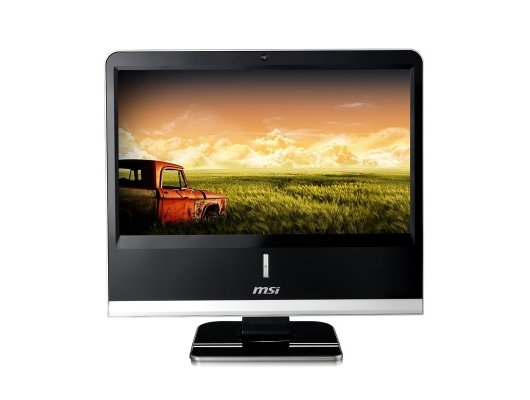 Моноблок MSI AP1920-093 Intel D525/2Gb/250Gb/GMA 3150/DVD-RW/Win7