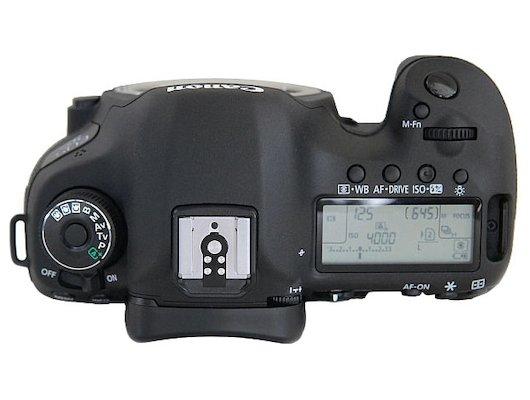 Фотоаппарат зеркальный CANON EOS 5D Mark III Body