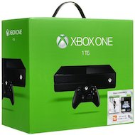 Microsoft Xbox One 1 ТБ + Quantum Break + Alan Wake (5C6-00061-Q)