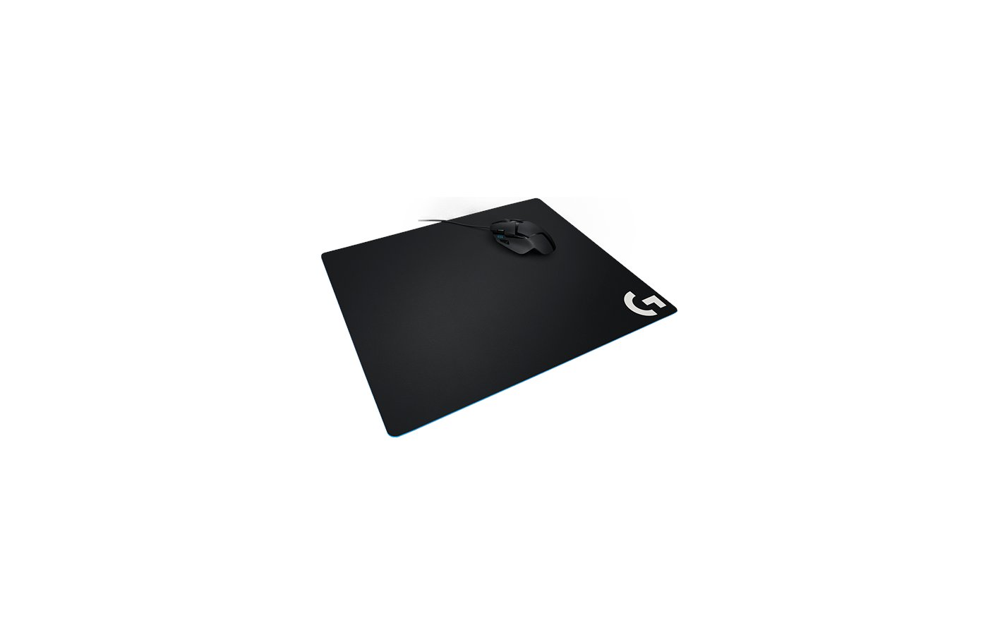 Коврик для мыши Logitech G640 Gloth Gaming Mouse Pad (943-000089)