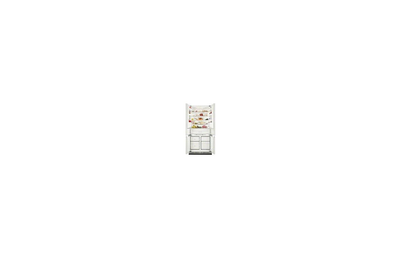 Встраиваемый холодильник ZANUSSI ZBB 47460DA