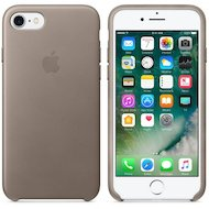 Чехол Apple iPhone 7 Leather Case Taupe (MPT62ZM/A)
