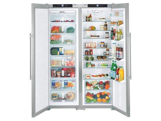 Холодильник LIEBHERR SBSes 7252-24001 (SGN 3010-23001+SK 4210-24 001)