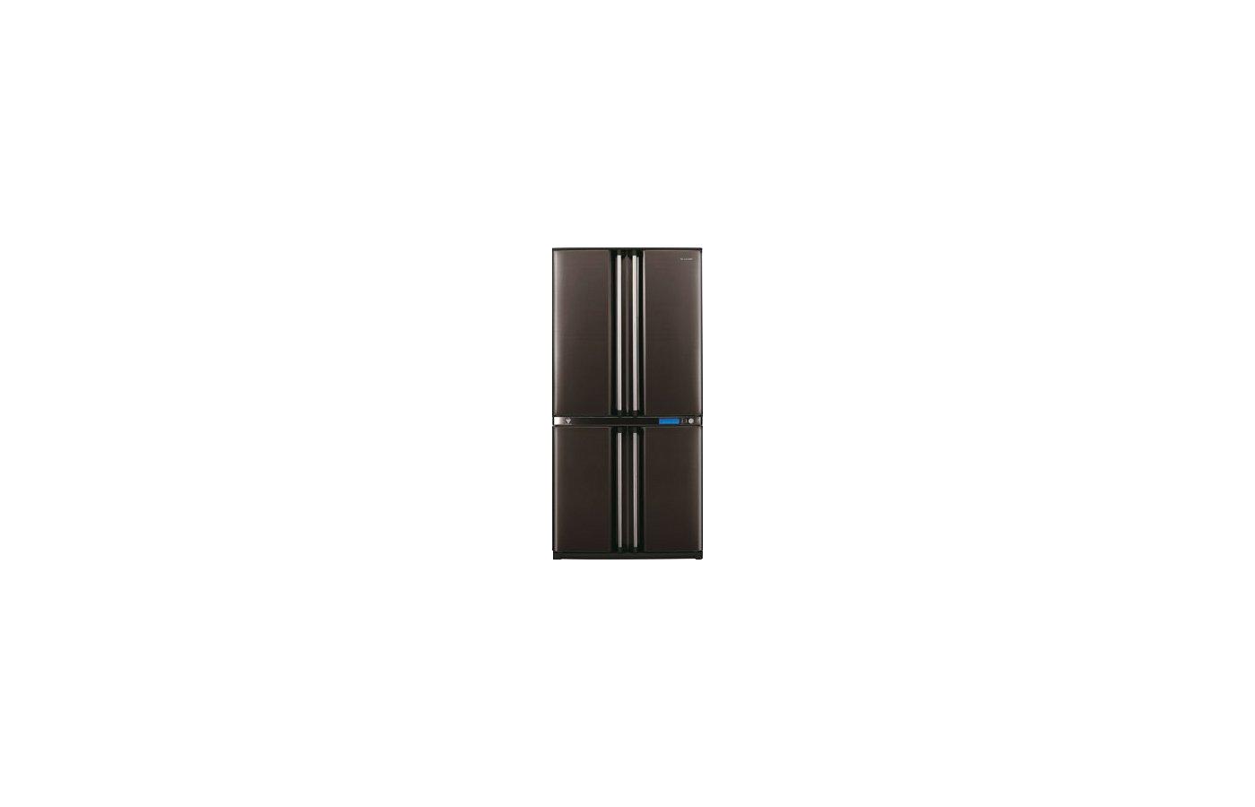 Холодильник SHARP SJ-F96SPBK Plasmacluster