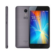 Смартфон BQ BQS-5044 Strike LTE Dark Gray Brushed