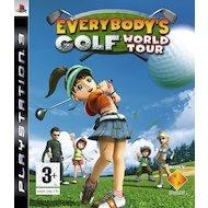 Фото Everybodys Golf World Tour PS3 английская версия