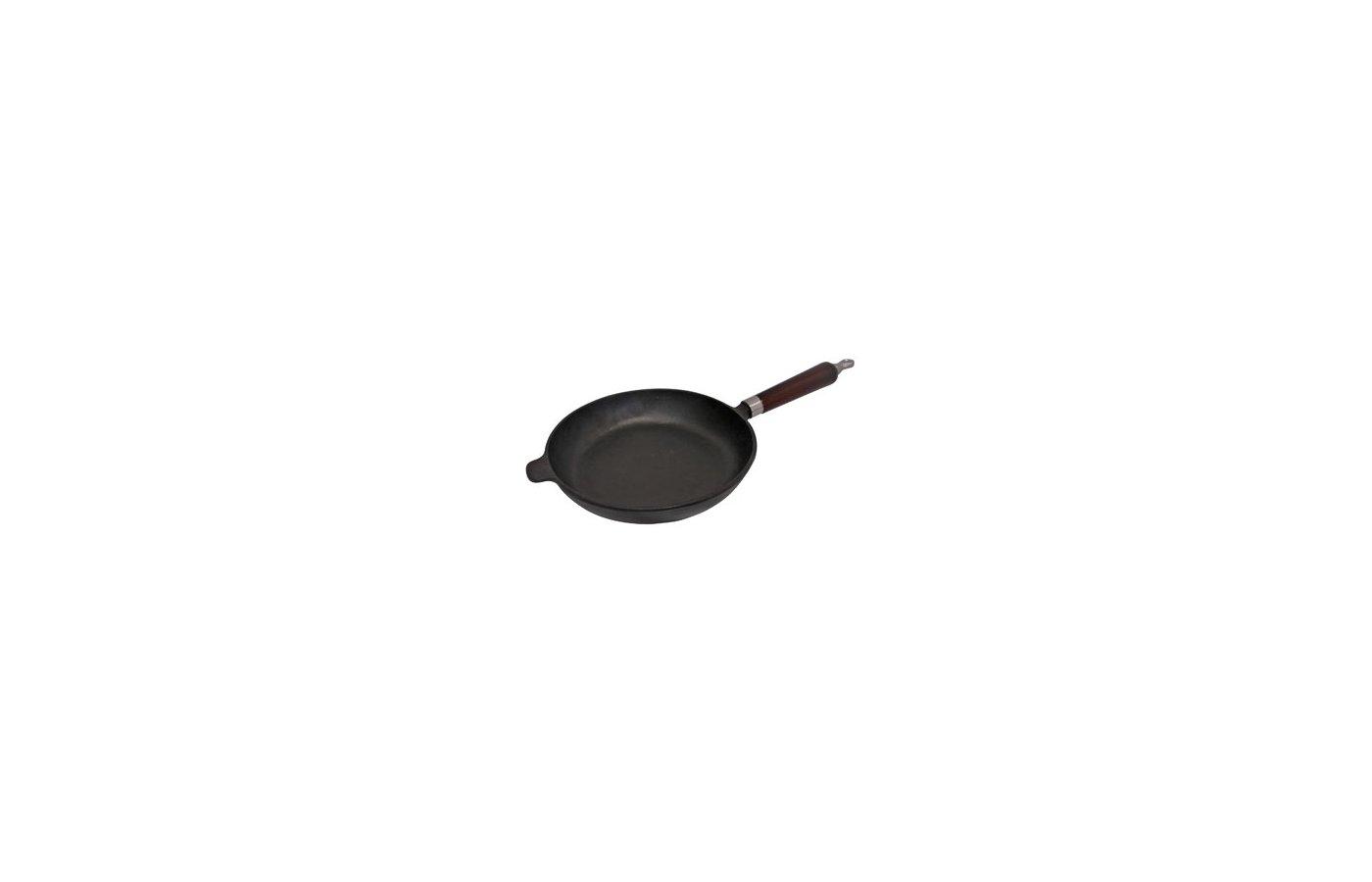 Сковорода MALLONY CIF20-W чугунная 983001