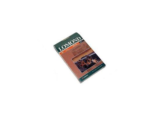 Фотобумага Lomond 0102082 10x15см/230г/м2/500л. глянцевая для струйной печати 720/1440dpi