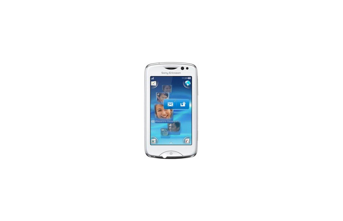 Мобильный телефон SonyEricsson txt pro CK15i