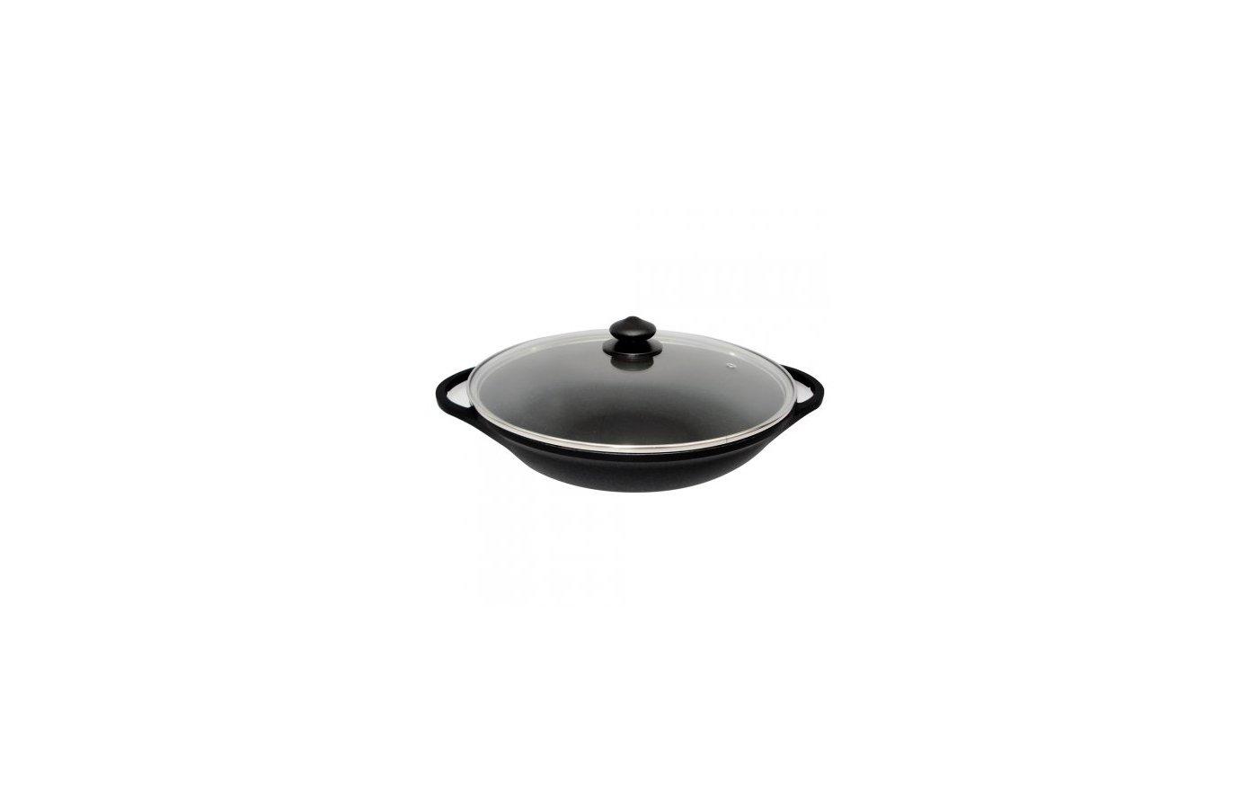 Сковорода SUPRA SAD-2032W Black