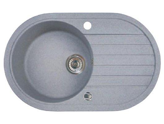 Кухонная мойка FRANKE ROG 611 серый