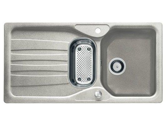 Кухонная мойка FRANKE COG 651 серебро