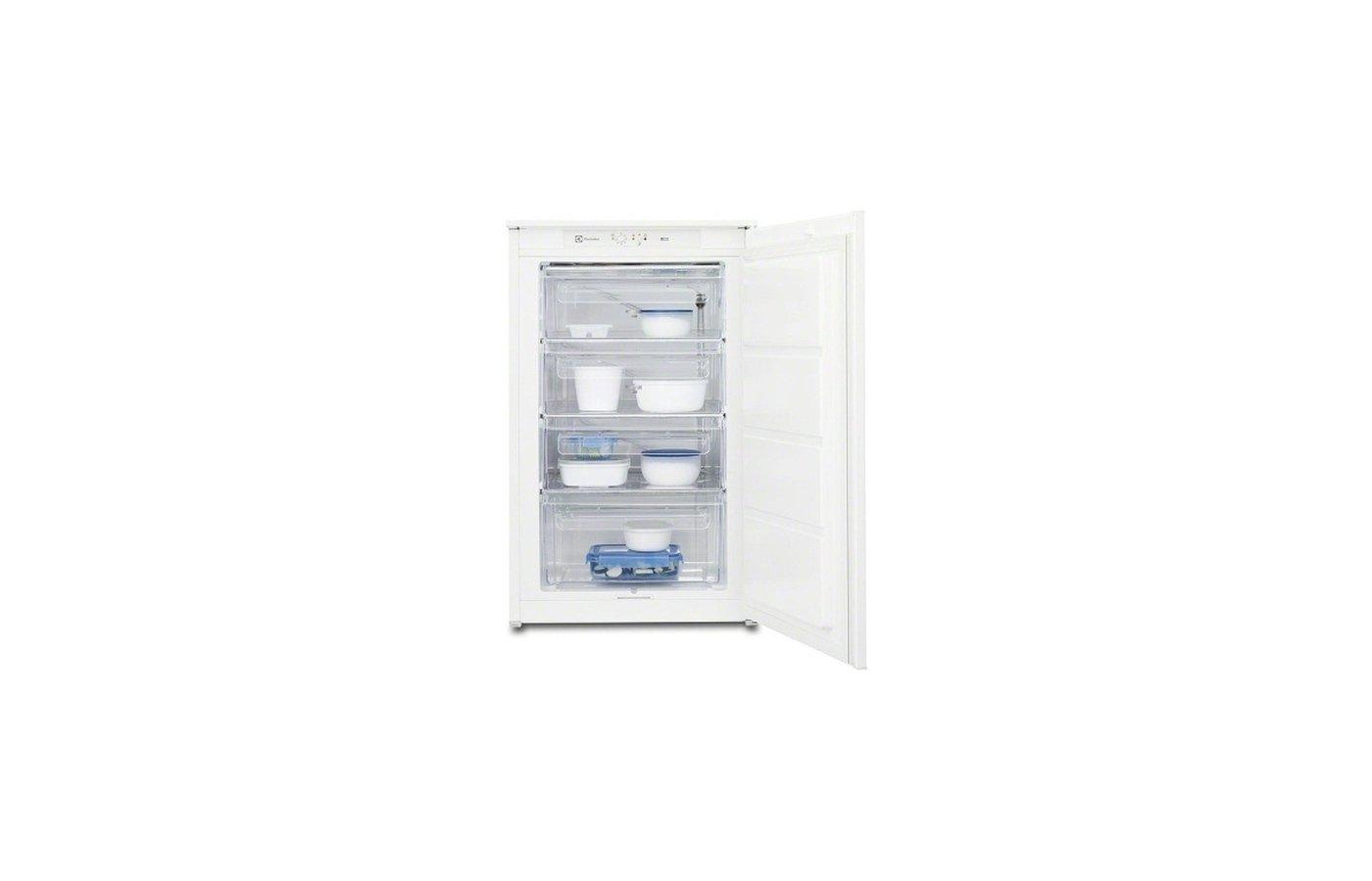 Встраиваемый холодильник ELECTROLUX EUN 1101 AOW