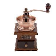 Фото Кухонные инструменты VETTA 827-001 Кофемолка с деревянным основанием