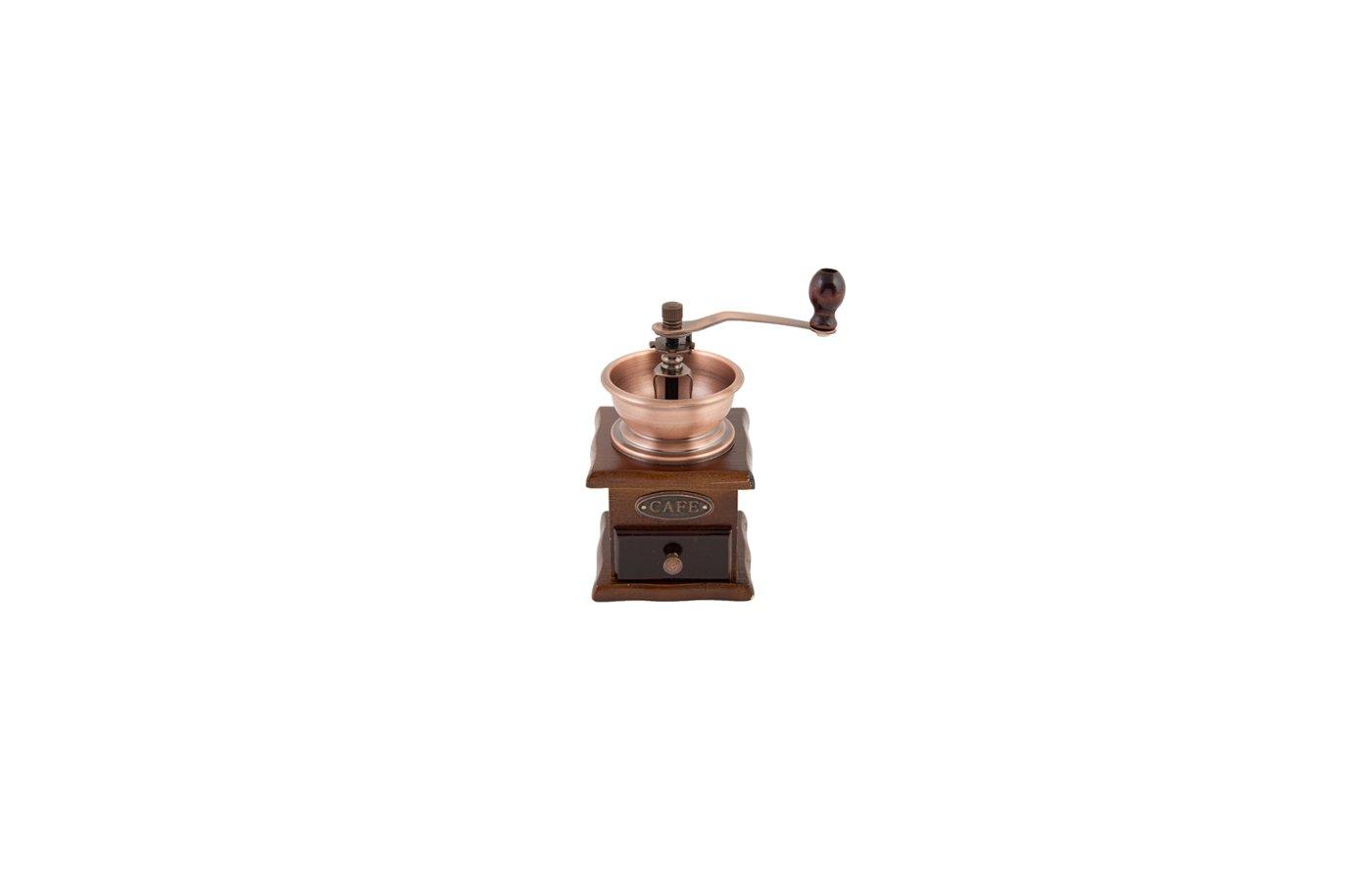 Кухонные инструменты VETTA 827-001 Кофемолка с деревянным основанием