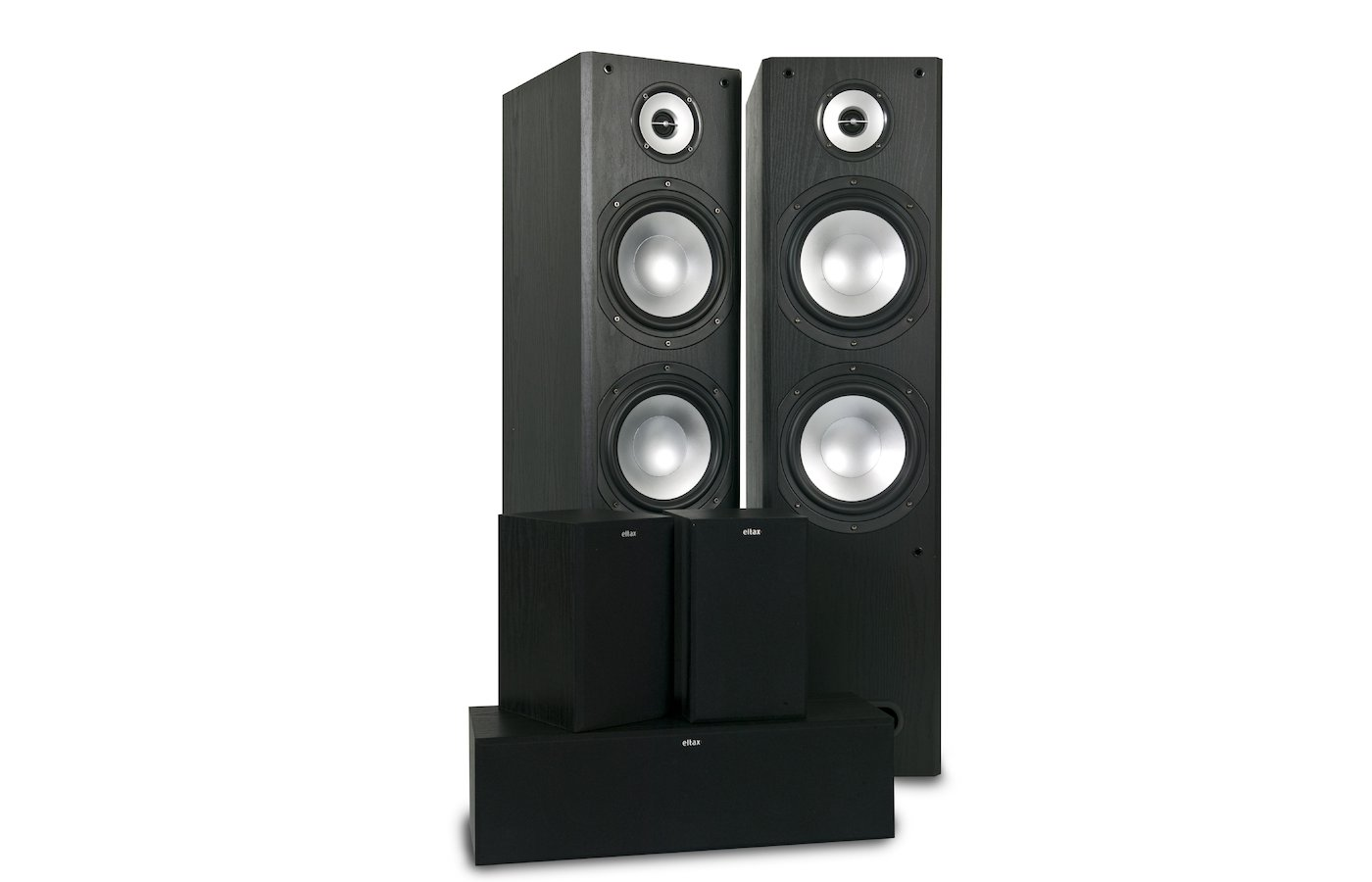 Комплект акустики ELTAX Idaho 5.0 black