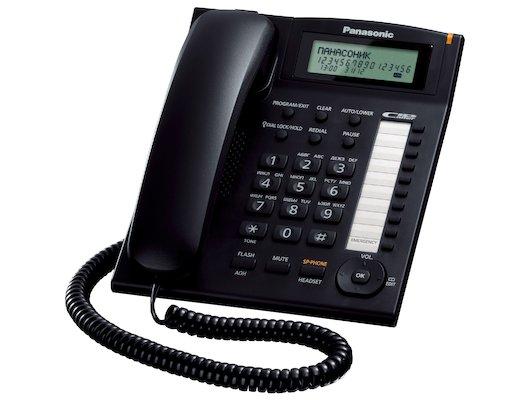 Проводной телефон PANASONIC KX-TS 2388 RUB