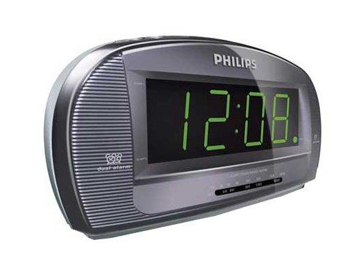 Настольные часы PHILIPS AJ 3551 рад/часы