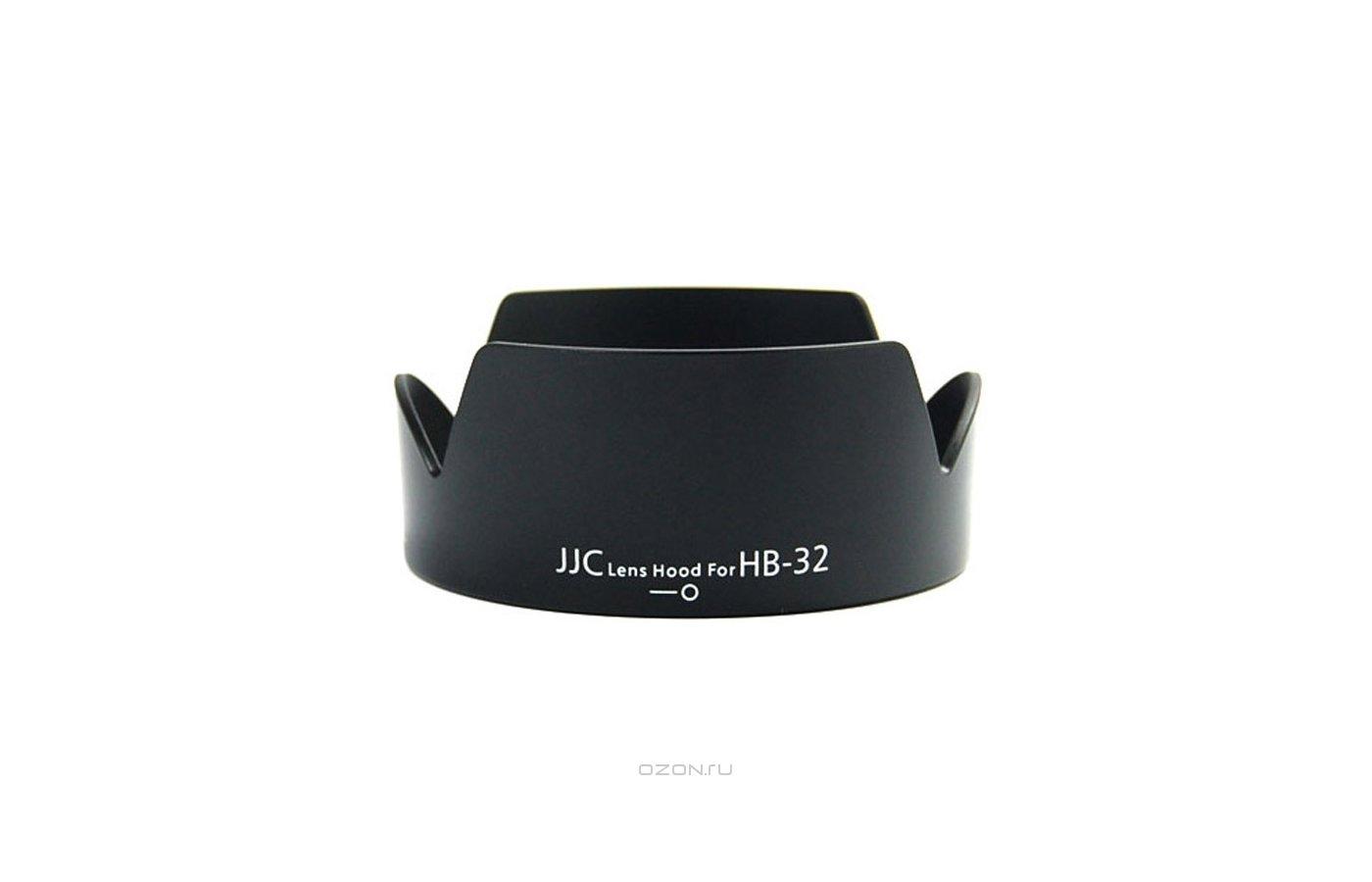 Бленда JJC LH-32 для Nikkor AF-S DX 18-105/3.5-5.6G ED VR